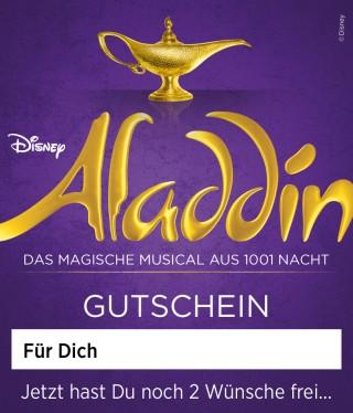 GUTSCHEIN FÜR MUSICAL STUTTGART
