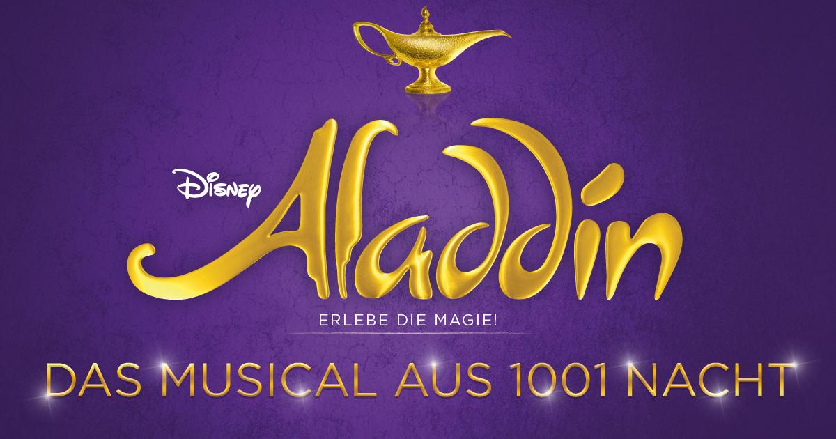 Disneys Aladdin Musical In Stuttgart Stage Apollo Theater