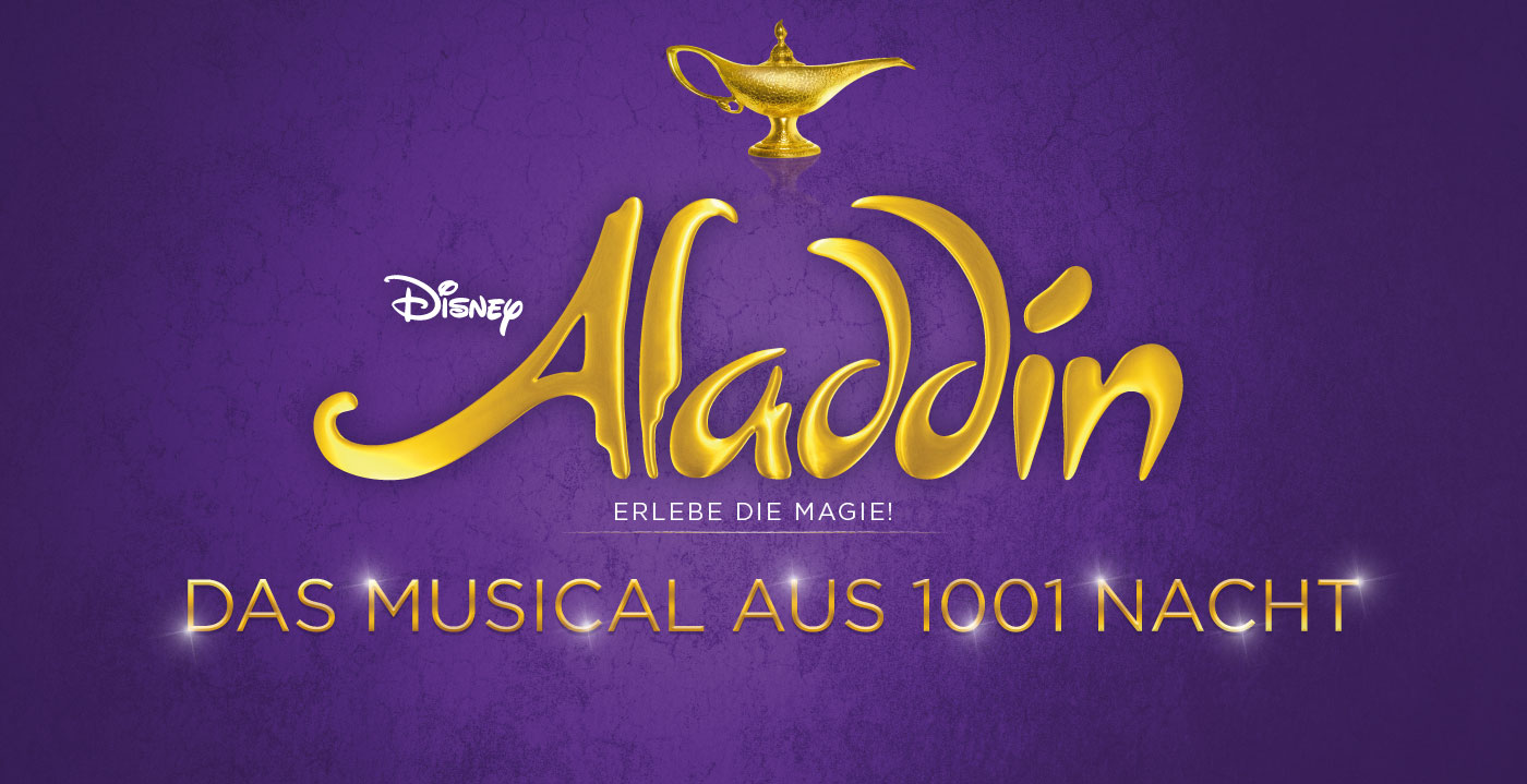 Bildergebnis für aladdin musical