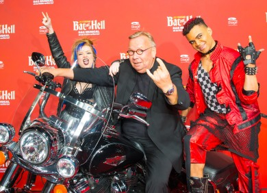 Bat Out of Hell Premiere in Oberhausen