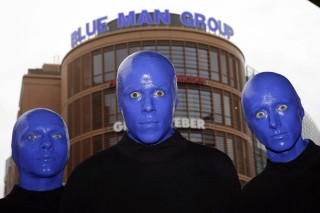 News BLUE MAN GROUP