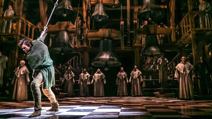 Der Gl 214 Ckner Von Notre Dame Musical In Berlin Stage Theater Des Westens Tickets Karten