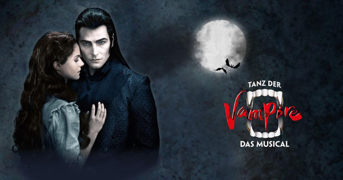 Tanz Der Vampire Musical In Berlin Stage Theater Des Westens