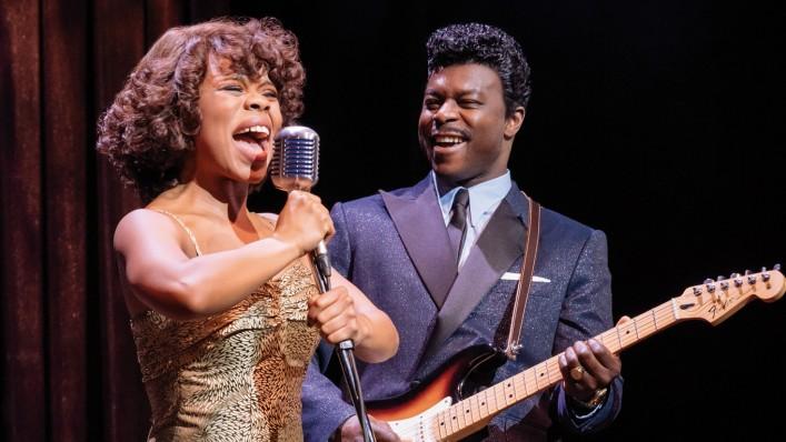 Tina Das Tina Turner Musical Musical In Hamburg Stage