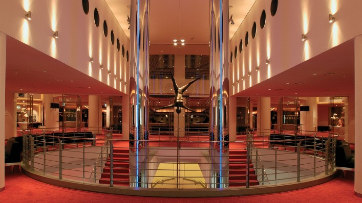 Eingang Foyer Stage Theater Neue Flora